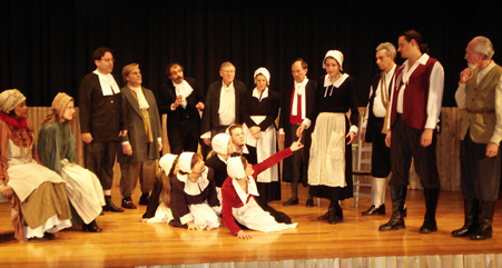 The Crucible 2010
