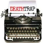 deathtrap typewriter